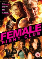 Female Fight Club - British Movie Cover (xs thumbnail)