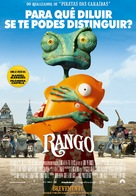 Rango - Portuguese Movie Poster (xs thumbnail)