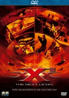XXX 2 - Swedish DVD cover (xs thumbnail)