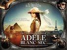 Les aventures extraordinaires d'Adèle Blanc-Sec - British Movie Poster (xs thumbnail)