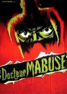 Dr. Mabuse, der Spieler - Ein Bild der Zeit - French Movie Poster (xs thumbnail)