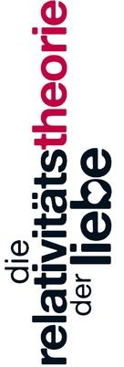 Die Relativitätstheorie der Liebe - German Logo (xs thumbnail)