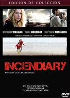 Incendiary - Spanish Movie Cover (xs thumbnail)