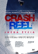 The Crash Reel - Polish Movie Poster (xs thumbnail)