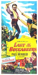 Last of the Buccaneers - Movie Poster (xs thumbnail)