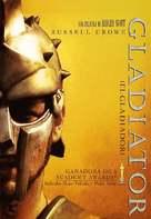 Gladiator - Spanish Movie Cover (xs thumbnail)