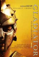 Gladiator - Spanish Movie Cover (xs thumbnail)