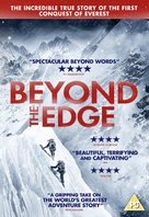 Beyond the Edge - British DVD cover (xs thumbnail)