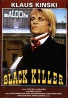 Black Killer - German Movie Cover (xs thumbnail)