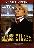 Black Killer - German Movie Cover (xs thumbnail)