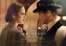 The Immigrant - South Korean Movie Poster (xs thumbnail)