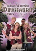 """""""Dinosapien"""" - Czech DVD cover (xs thumbnail)"""