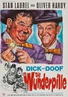 Jitterbugs - German Movie Poster (xs thumbnail)