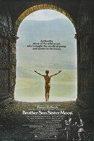 Fratello sole, sorella luna - British Movie Poster (xs thumbnail)
