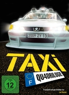 Taxi 4 - German Movie Cover (xs thumbnail)