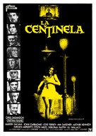 The Sentinel - Spanish Movie Poster (xs thumbnail)