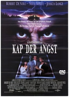Cape Fear - German VHS cover (xs thumbnail)