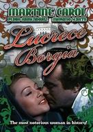Lucrèce Borgia - DVD cover (xs thumbnail)
