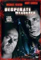 Desperate Measures - DVD movie cover (xs thumbnail)