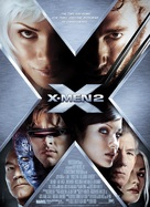 X2 - Danish Movie Poster (xs thumbnail)