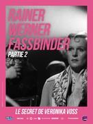 Die Sehnsucht der Veronika Voss - French Re-release movie poster (xs thumbnail)