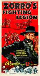 Zorro's Fighting Legion - Movie Poster (xs thumbnail)