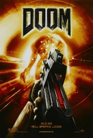 Doom - Advance movie poster (xs thumbnail)