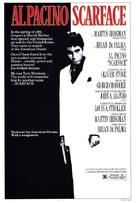 Scarface - Brazilian Movie Poster (xs thumbnail)