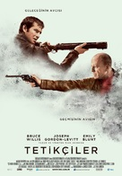Looper - Turkish Movie Poster (xs thumbnail)