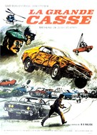 Gone in 60 Seconds - French Movie Poster (xs thumbnail)