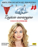 Miss Conception - Polish Movie Poster (xs thumbnail)