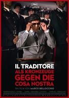Il traditore - German Movie Poster (xs thumbnail)