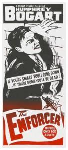 The Enforcer - Australian Re-release poster (xs thumbnail)