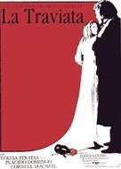 La traviata - German Movie Poster (xs thumbnail)