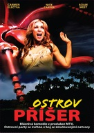 Monster Island - Czech DVD cover (xs thumbnail)