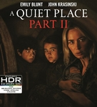 A Quiet Place: Part II - Movie Cover (xs thumbnail)