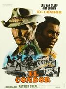 Condor, El - French Movie Poster (xs thumbnail)