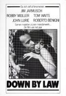 Down by Law - Dutch Movie Poster (xs thumbnail)