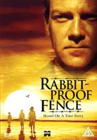 Rabbit Proof Fence - British Movie Cover (xs thumbnail)
