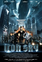 Iron Sky - Italian Movie Poster (xs thumbnail)