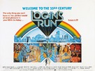 Logan's Run - British Movie Poster (xs thumbnail)