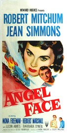 Angel Face - Movie Poster (xs thumbnail)