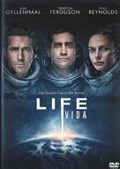 Life - Spanish DVD movie cover (xs thumbnail)