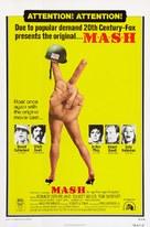 MASH - Re-release poster (xs thumbnail)