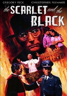 The Scarlet and the Black - DVD cover (xs thumbnail)