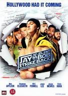 Jay And Silent Bob Strike Back - Danish DVD movie cover (xs thumbnail)