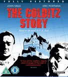 The Colditz Story - British Blu-Ray cover (xs thumbnail)