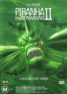 Piranha Part Two: The Spawning - Australian DVD movie cover (xs thumbnail)
