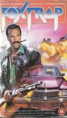 Foxtrap - British VHS movie cover (xs thumbnail)