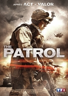 The Patrol - French Movie Cover (xs thumbnail)